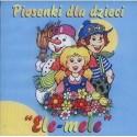 """""""ELE-MELE"""". PIOSENKI DLA DZIECI [1 CD]"""