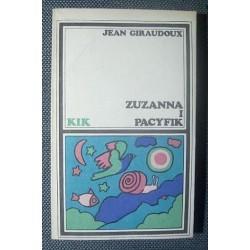 Jean Giraudoux ZUZANNA I PACYFIK [antykwariat]