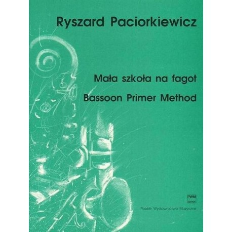 Ryszard Paciorkiewicz BASSON PRIMER METHOD