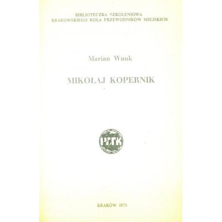 Marian Wnuk MIKOŁAJ KOPERNIK [antykwariat]