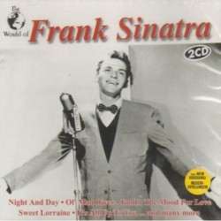 THE WORLD OF FRANK SINATRA [2 CD box]